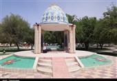 یادمان شهدای 18 زن شهیده استان اردبیل رونمایی شد