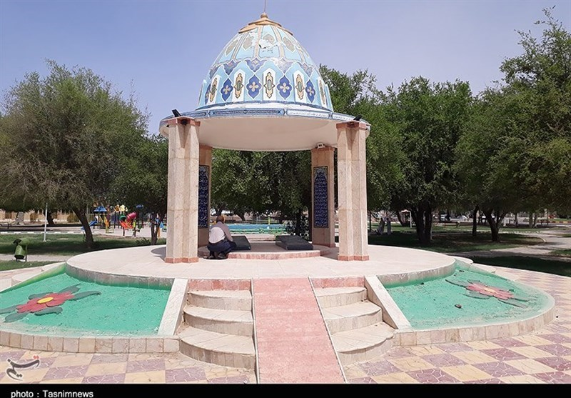 اردوگاهها و یادمانهای شهدا در استان بوشهر توسعه مییابد