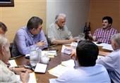 جلسه شورای فنی تیمهای ملی کشتی فرنگی برگزار شد/ حمید باوفا سرمربی تیم امید شد