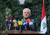 نشست خبری سفیر عراق در کنسولگری عراق
