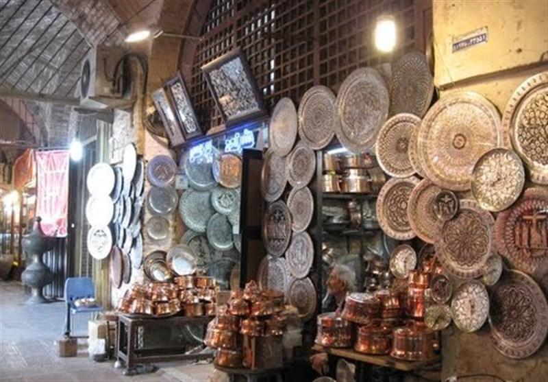 بازار تاریخی غاز اصفهان ثبت ملی میشود