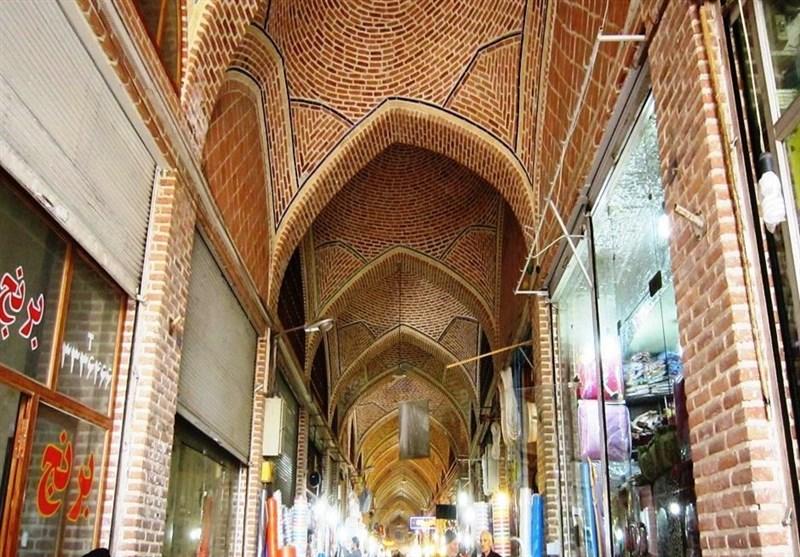 بازار تاریخی اردبیل؛ برگرفته از ظرافتهای هنر اسلامی+فیلم