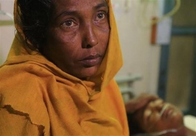 پناهجوی روهینگیا