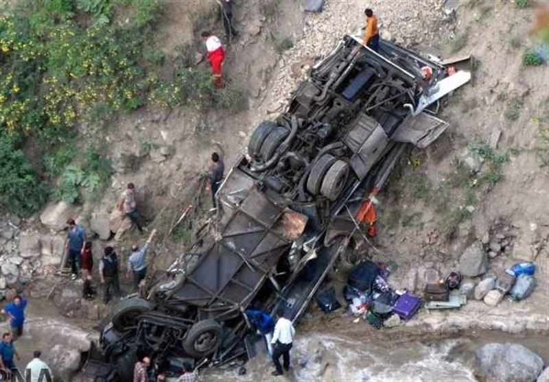 Bus Crash Kills 11 in Iran