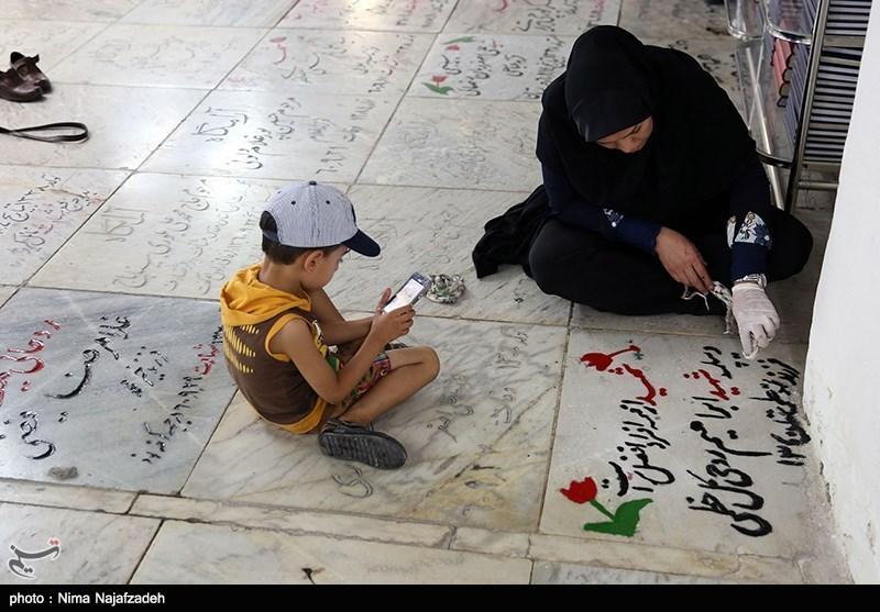 190 گلزار شهدا در کهگیلویه وبویراحمد راه دسترسی ندارند
