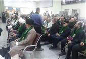 استقبال از کاروان پیرغلامان حسینی
