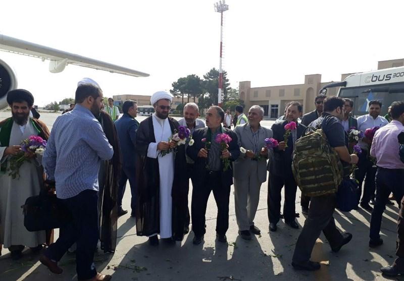 استقبال مردم اصفهان از میهمانان خارجی اجلاس پیرغلامان حسینی + تصاویر