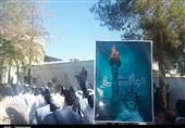 تجمع اعتراضی مردم کرمان در دفاع از مردم مظلوم میانمار به روایت تصویر