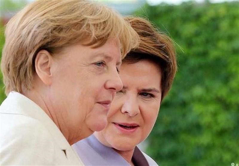 تشدید اختلافات بین لهستان و آلمان بر سر غرامتهای جنگ جهانی