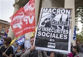 'We Won't Back Down' Vows French Government after Protests