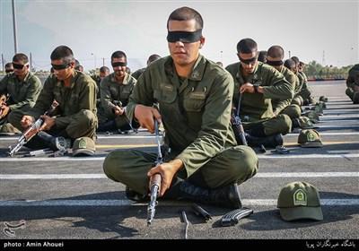 دوره آموزشی سربازی