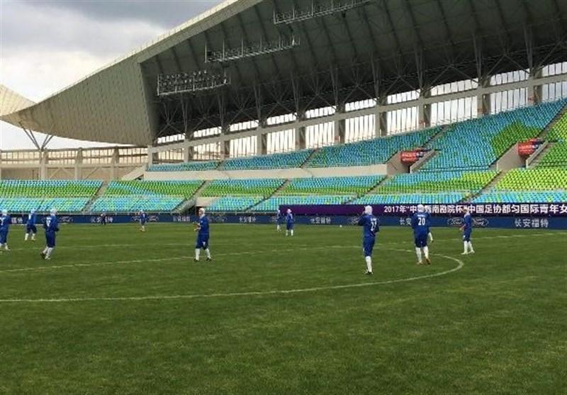 دو تیم از مسابقات زیر 19 سال دختران آسیا کنارهگیری کردند