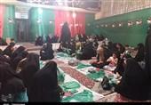 بسته بندی لباس شیرخوارگان حسینی در شیراز 2