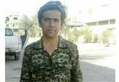 پیکر مطهر شهید مدافع حرم «محمدرضا احمدی» در ورامین تشییع میشود