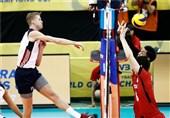 آمریکا میزبان مرحله نهایی سه سال لیگ ملتهای والیبال شد