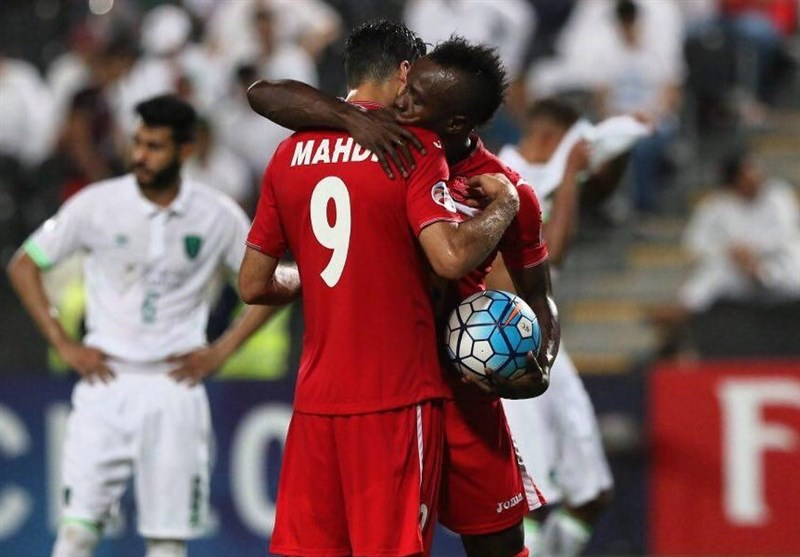 Persepolis Showed Nerves of Steel against Al Ahli: AFC