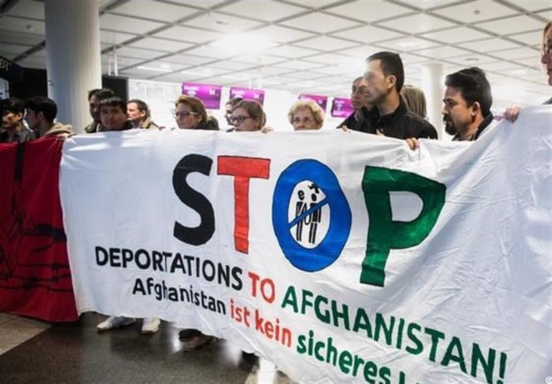 اخراج پناهجویان افغان از آلمان غیرمسئولانه و نقض قوانین بیالمللی است