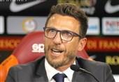 دیفرانچسکو: اگر بازی خودمان را ارائه کنیم، بارسلونا را هم میبریم