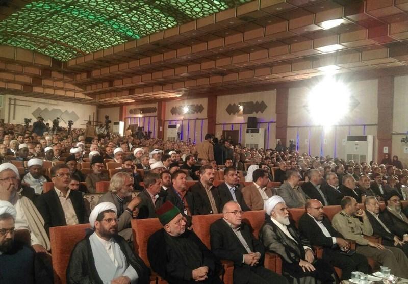 افتتاحیه اجلاس پیرغلامان اصفهان