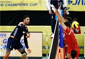 USA Captain David Smith Praises Iranian Volleyball Team