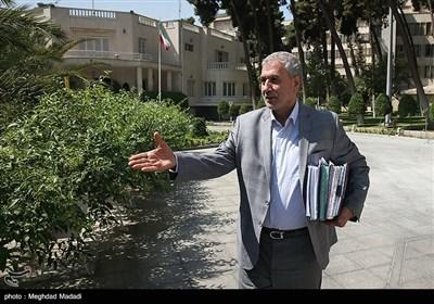 علی ربیعی وزیر کار