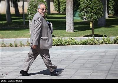 مسعود کرباسیان وزیر اقتصاد