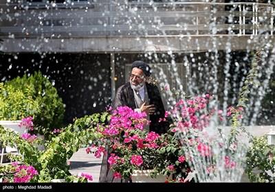 حجتالاسلام سیدمحمود علوی وزیر اطلاعات