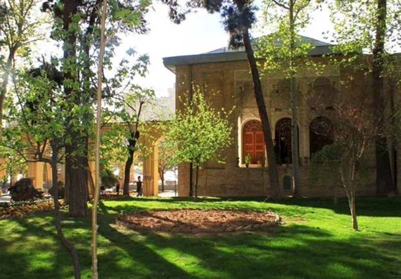 Masoudieh Palace: A Beautiful Historical Houses in Iran's Capital