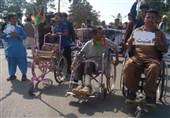 تظاهرات مردم در ولایت هرات در اعتراض به افزایش ناامنی + تصاویر