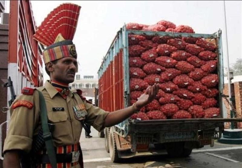 پاک بھارت تجارت