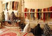 بانوان خراسان جنوبی برای کمک به عتبات عالیات 4 هزار مترمربع فرش بافتند