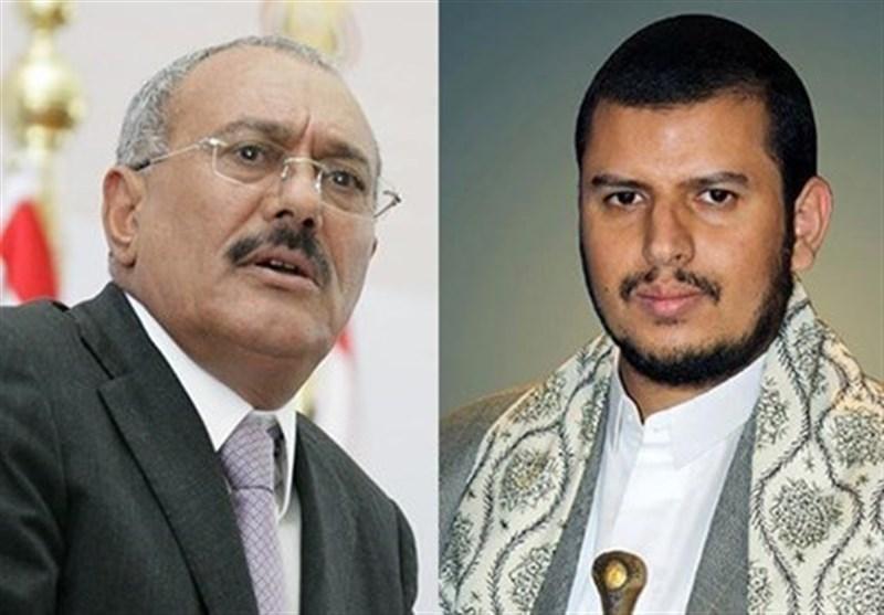 عبداللہ صالح کی عبدالملک الحوثی سے ملاقات