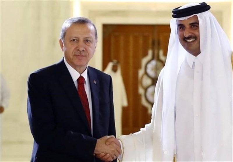امیر قطر ترکی کے دورے پر روانہ