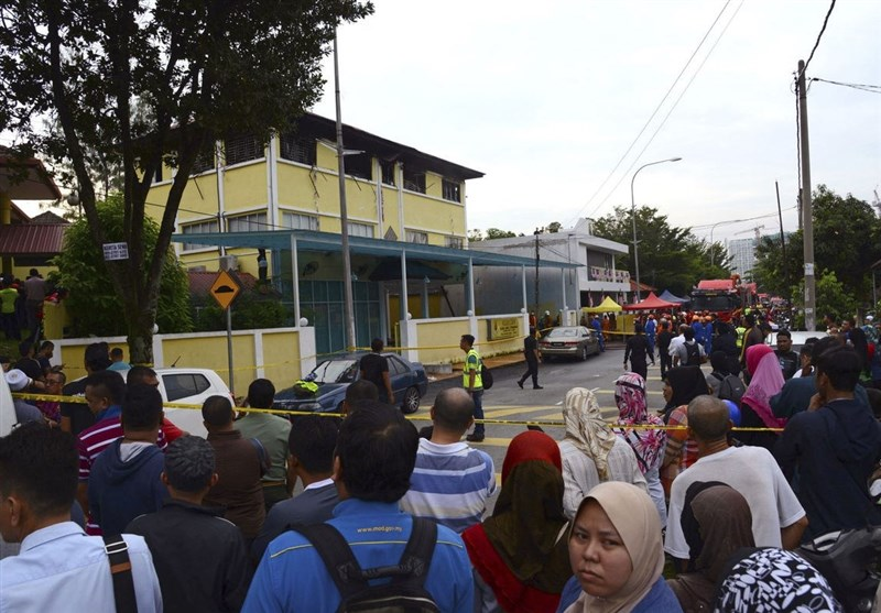 Fire at School in Malaysia kills 24, Mostly Teens
