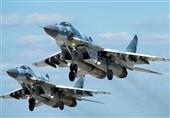روس کی جولان میں عربی و غربی حمایت یافتہ دہشتگردوں پر شدید بمباری