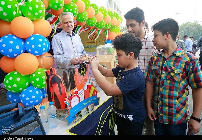 کرمانیها بیش از یک میلیارد تومان به جشن عاطفهها کمک کردند