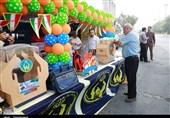 برپایی جشن عاطفه ها در 152 پایگاه ثابت و سیار در سطح استان بوشهر