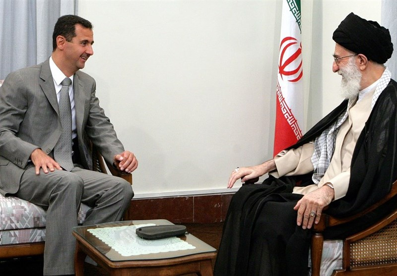 Assad Thanks Ayatollah Khamenei, Iran for Backing Syria in War on Terror