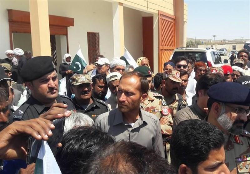 زائرین کے لیے بڑی خبر، تفتان باڈر پر نئے پاکستان کیمپ کا افتتاح کر دیا گیا + تصاویر