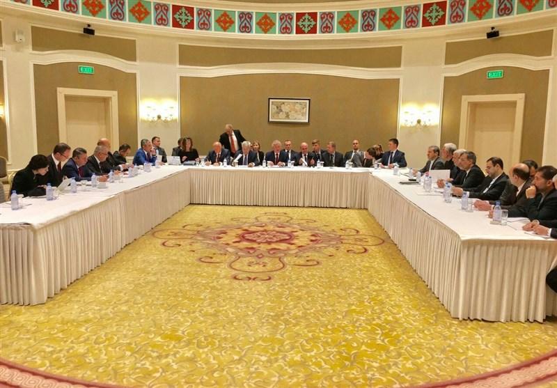 اجتماع آستانة 7 الاسبوع القادم.. محادثات حول حدود مناطق وقف اطلاق النار