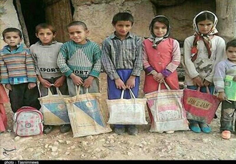 طرح ارمغان مهر توسط هلال احمر استان گیلان اجرایی شد