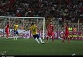 لیگ برتر فوتبال| تساوی سپیدرود و صنعت نفت در نیمه نخست