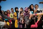 اردوی جهادی دانشجویان بقیةالله(عج) در مناطق محروم + عکس