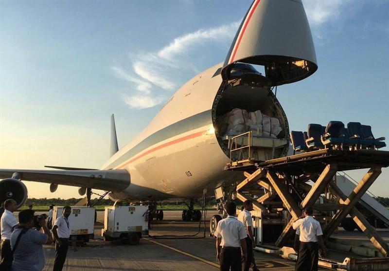 کمک دوستانه ایران به میانمار