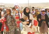 سازمان ملل: تعداد آوارگان در جنوب سوریه به بیش از 270 هزار نفر رسید