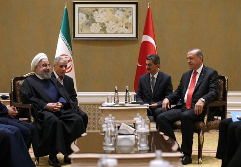 Erdogan's Tehran Visit Implies Big Change in Turkey's Regional Policy: Analyst