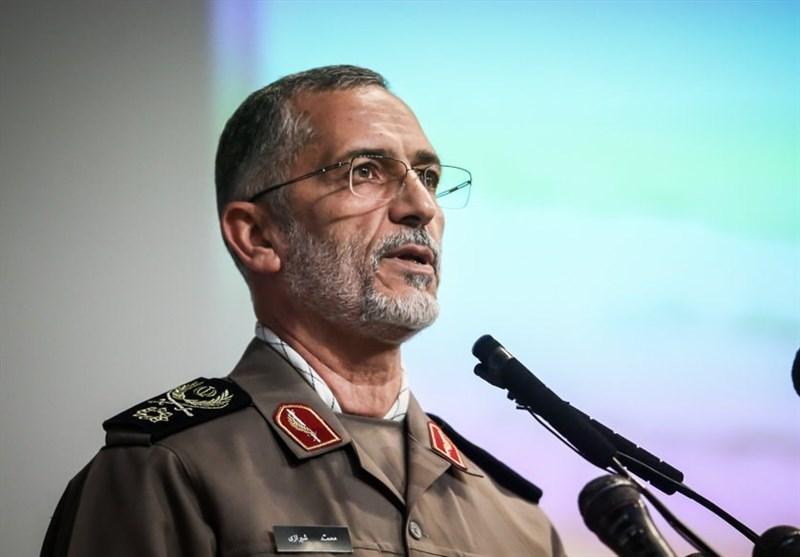 سردار شیرازی: رهبر انقلاب توقع کار 10 برابری از عقیدتی سیاسی ارتش دارند