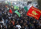 اربعین حسینی| پذیرایی دروازه عتبات عالیات از زائران باشکوهترین اجتماع بشریت