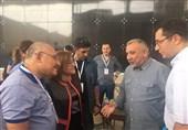 حضور سفیر ایران در مراکز صنعتی غازی انتپ ترکیه