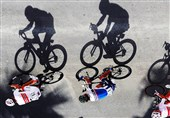 مشهد| محمد دانشور در اردوی تیم ملی دوچرخه سواری حضور یافت